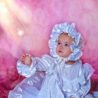 На крещение малышки :: Людмила Нехаева
