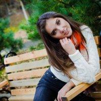Прогулка в парке... :: Ксения Яровая