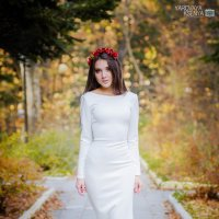 Прекрасная Дарья... :: Ксения Яровая