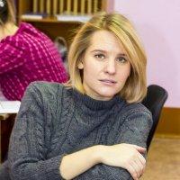Рабочие будни :: Евгения Кузнецова