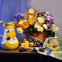 Ноябрьским утром... :: Валентина Колова