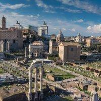 Римский форум :: Елена Троян