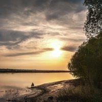 На закате :: Юрий Бичеров
