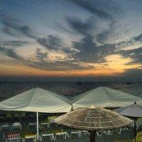Пляж вечером :: nika555nika Ирина
