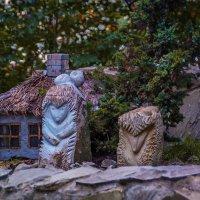 Каменные ёжики :: Андрей Дворников