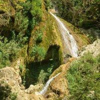 Водопад Су-Учхан около красной пещеры. Крым. :: Marina Timoveewa