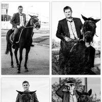 И конь позировал за милую душу))))) :: Виктор
