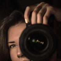 Автопортрет :: Анастасия Казакова
