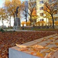 Осень в городе... :: Galina Dzubina