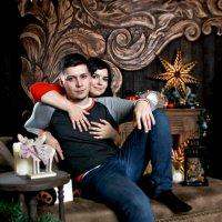 Новогодняя романтика :: Tiana Ros