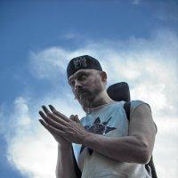 Молитва и облака :: Денис Бугров