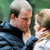 Андрей и Оксана :: Анастасия Чеснокова