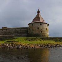 Панорама крепости Орешек (Шлиссельбург) :: Вера Бокарева