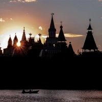 на закате :: Наталья Рыжкова