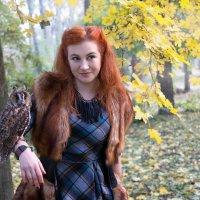 сказочная осень *** :: Райская птица Бородина