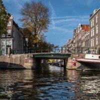 Каналы Амстердама :: Witalij Loewin