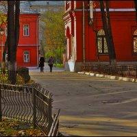 Сокольники - район старых больниц :: Дмитрий Анцыферов
