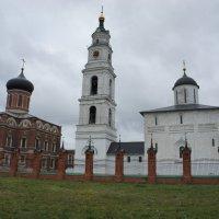Кремль - главная достопримечательность Волоколамска :: Елена Павлова (Смолова)