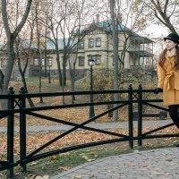 В городском парке :: Николай Н