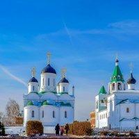 Зимняя благодать. Спасо-Преображенский монастырь. Муром. :: Elena Izotova