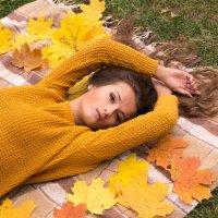 Осень! :: Анна Бовсуновская