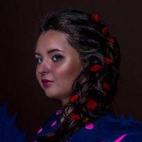 Портрет с каплями сюрреализма :: Lesya Lesnayavedma