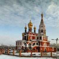 Курган :: Борис Бусыгин