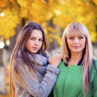 мама и  дочь :: Галина Ситникова