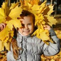 Осеннее счастье :: Мила Данковцева
