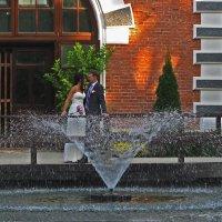про жизнь в Аптекарском огороде или Опираясь на фонтан :: mig-2111 Новик