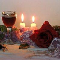 Со свечами...... :: Павлова Татьяна Павлова