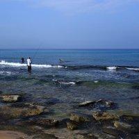 рыбалка на воде и подводой :: evgeni vaizer