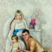Счастливые :: Любовь Борисова
