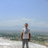 Весь мир подо мною. :: Sergey Serebrykov