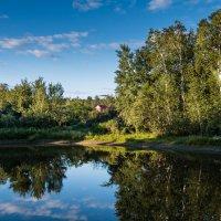 Начало летнего дня. Комсомольск на Амуре. Вторые сады. :: Сергей Щелкунов