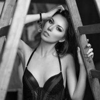 le noir et blanc :: Николай Пиросманишвили