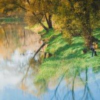 Осень и любовь ходят рядом... :: Надежда Горох (Красненкова)