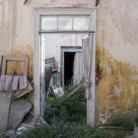 двери :: Татьяна Выхристюк
