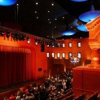 Новый зал театра Геликон Опера :: Евгений Кривошеев