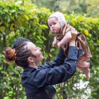 Материнское счастье. :: Александр Лейкум