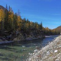 Река Иркут :: Анатолий Иргл