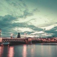 Вечерняя прогулка :: MikhaeL_spb Клецов
