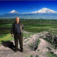 На исторической Родине. (гора Арарат). :: Anatol Livtsov