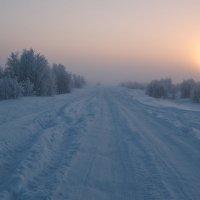 Мороз крепчал.... :: Олег Кулябин