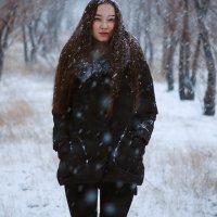 снегопад :: Данияр Мутанов