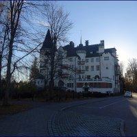 Замок-отель Valtionhotelli :: Вера