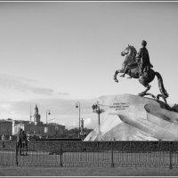 медный всадник :: Дмитрий Анцыферов