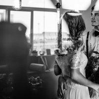 За стеклом :: Дарья Ларионова