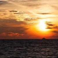 Вечер у моря 3 :: Игорь Гарагуля