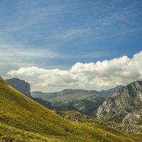 Подножие горы Боботов кук, 2200м :: Gennadiy Karasev